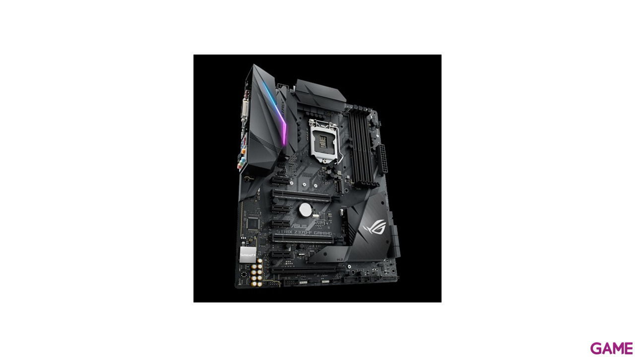 ASUS Strix Z370-F Gaming LGA1151 ATX