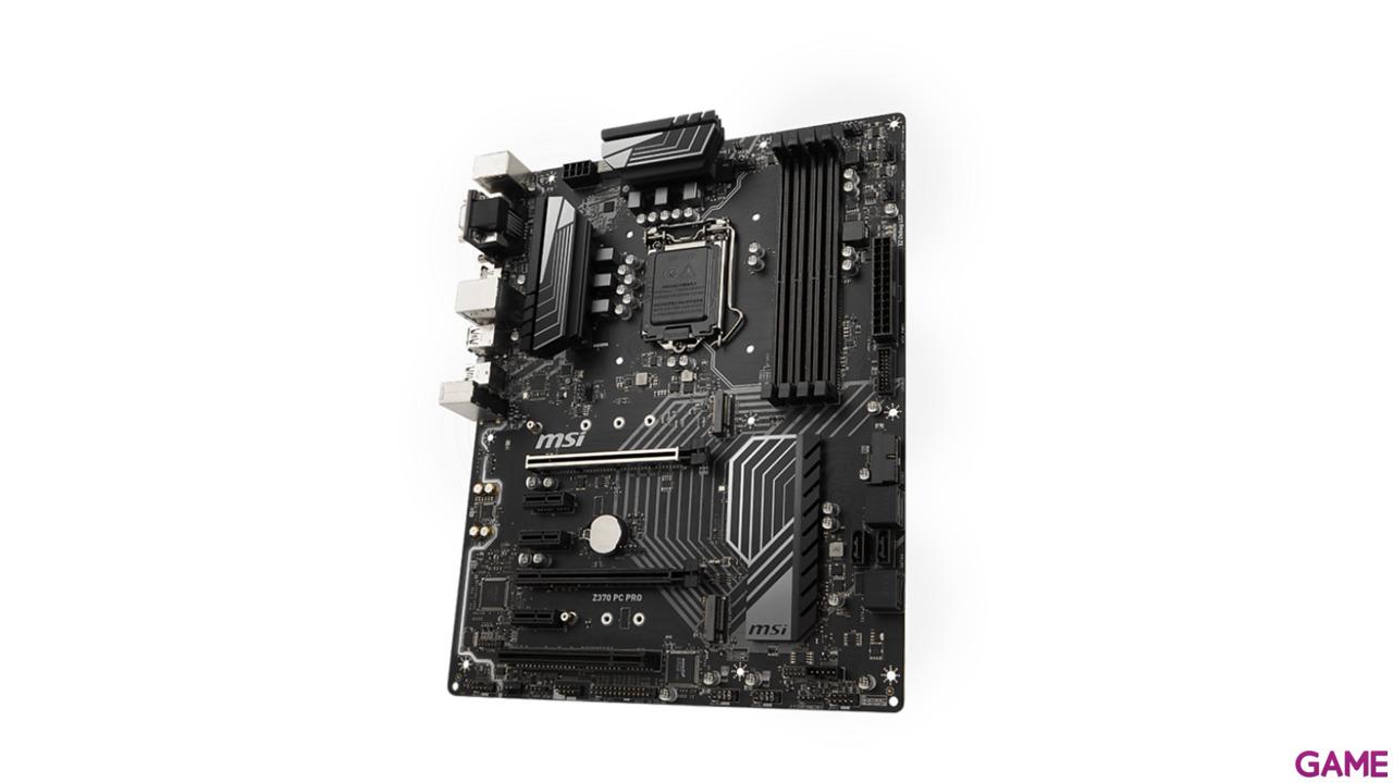 MSI Z370 PC Pro LGA1151 ATX