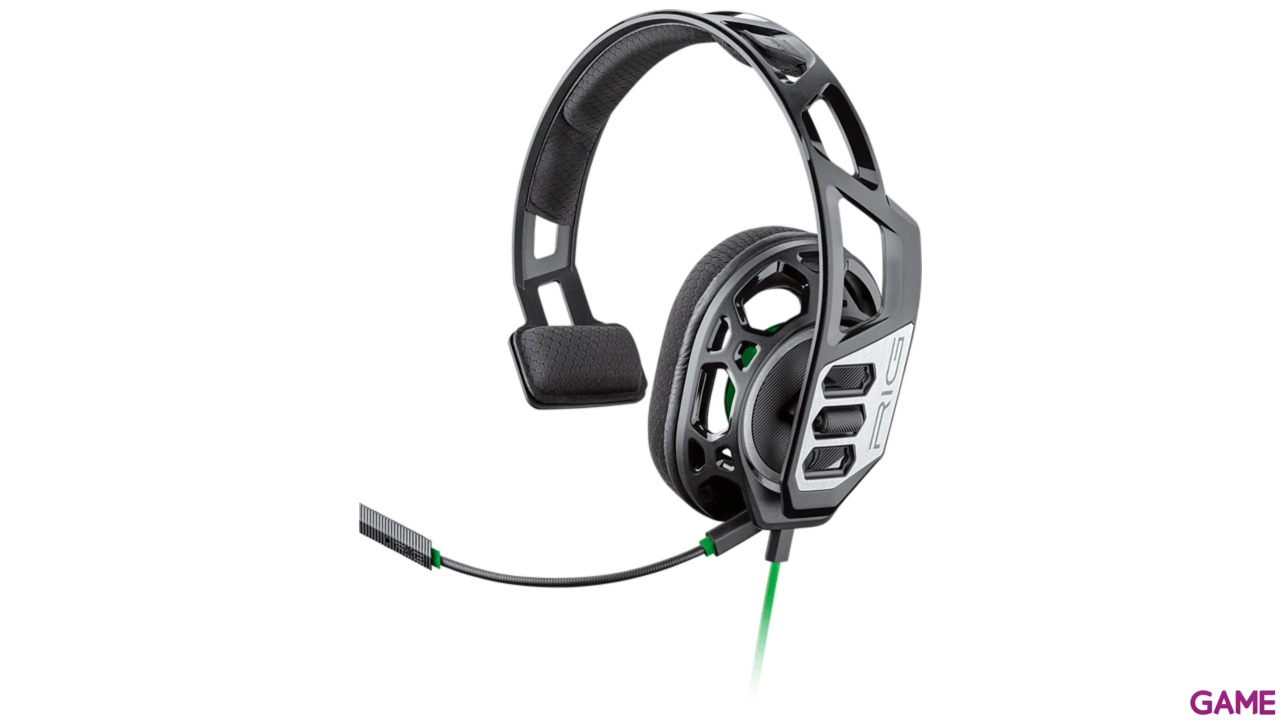Auriculares Plantronics Rig 100HX -Licencia oficial- - Auriculares Gaming