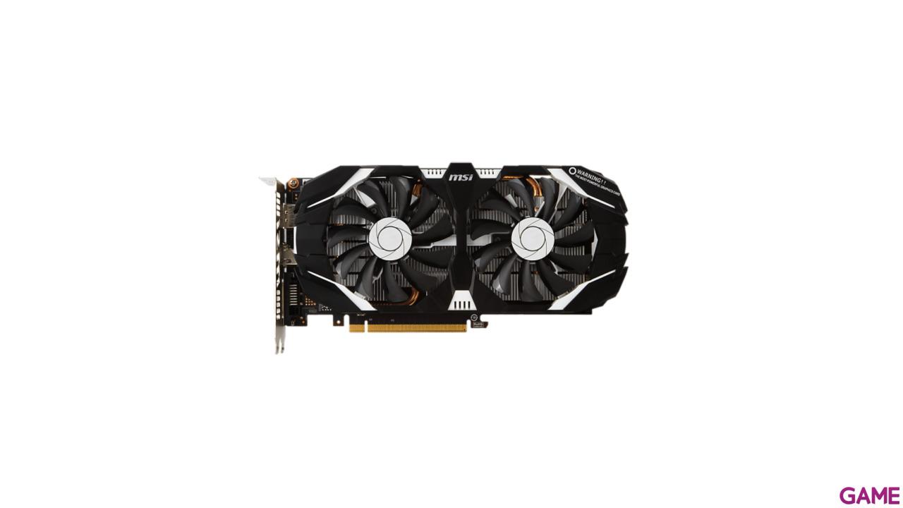 MSI GeForce GTX 1060 6GT OCV1 6GB GDDR5