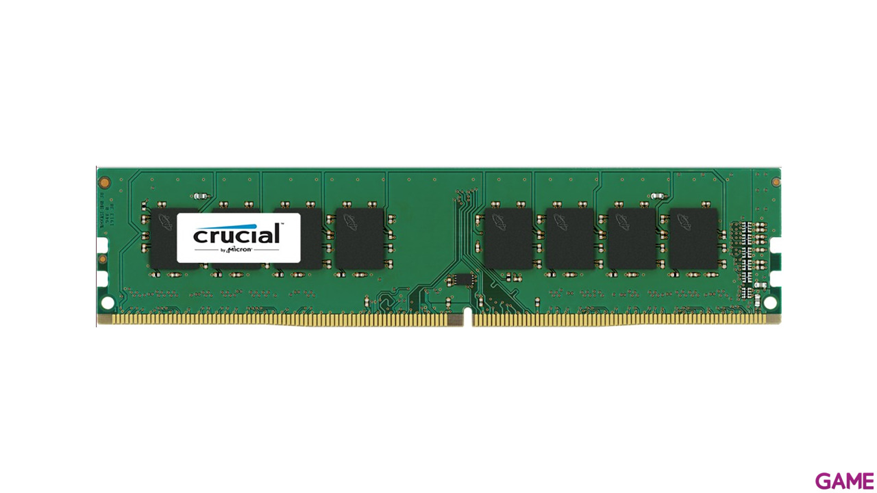 Crucial DDR4 4GB 2133Mhz