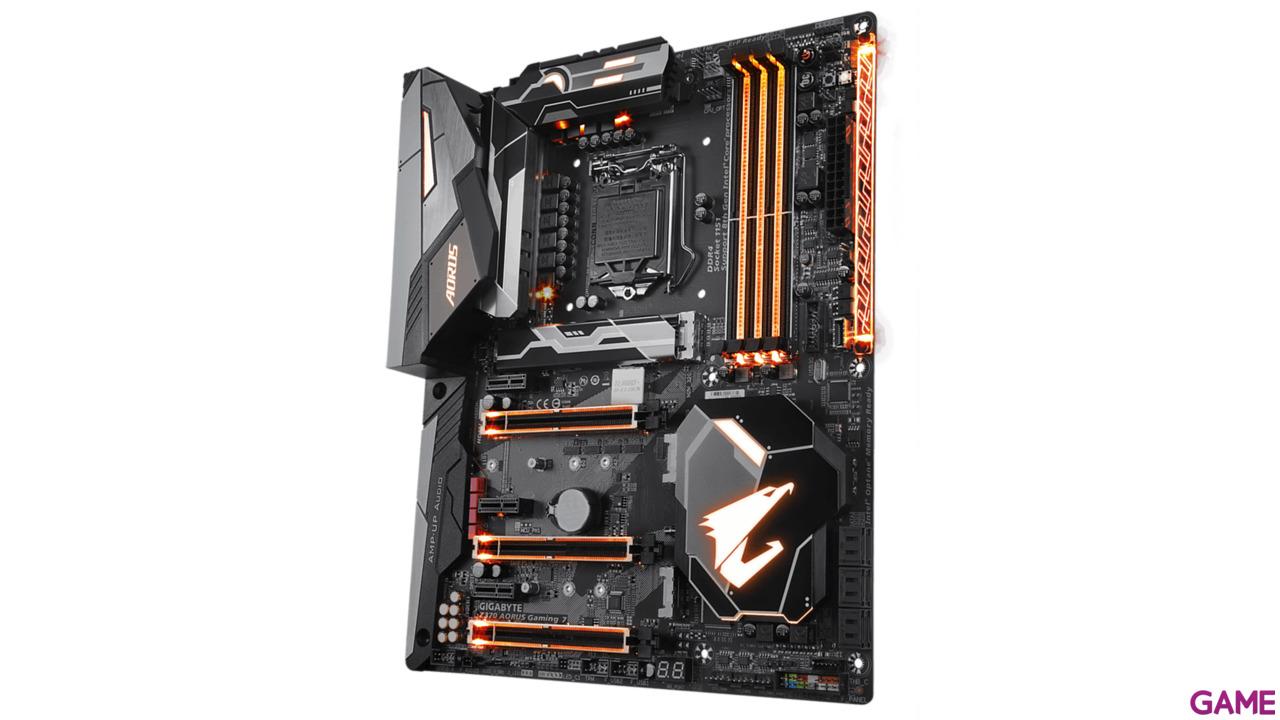 GIGABYTE GA-Z370 AORUS Gaming 7 LGA1151 ATX