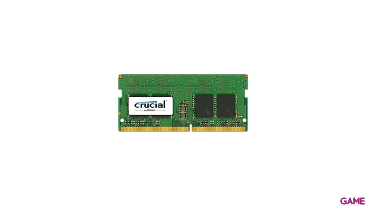 Crucial DDR4 8GB 2400MHz SODIMM