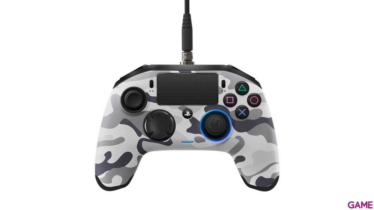 Controller Nacon Revolution Pro Camo Grey -Licencia Oficial Sony-