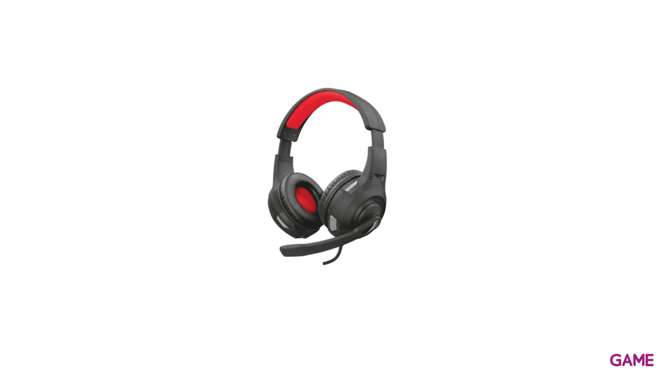 Trust GXT 307 Ravu PC-PS4-XONE-SWITCH-MOVIL - Auriculares Gaming