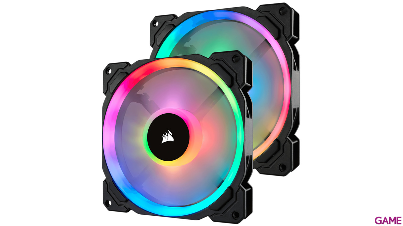 Corsair LL140 RGB Doble Pack  - Ventilador 140mm