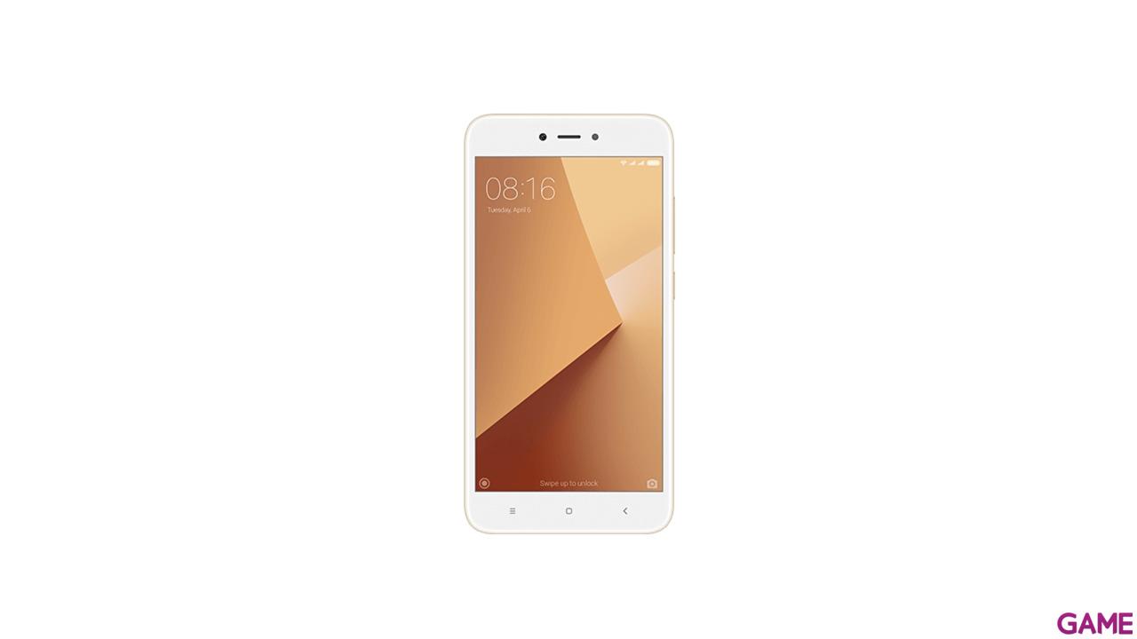 "Xiaomi Redmi Note 5A 5,5"" 2GB+16GB 13Mpx Dorado"