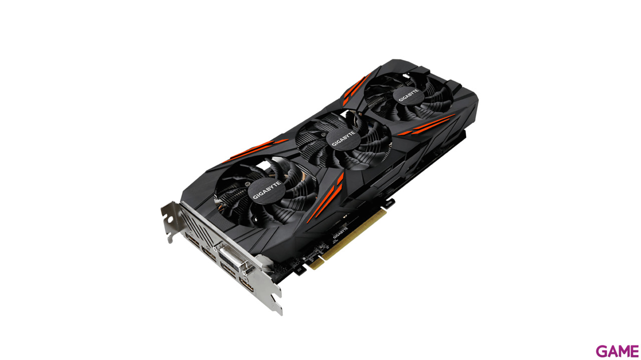 Gigabyte GeForce GTX 1070 Ti Gaming 8GB GDDR5