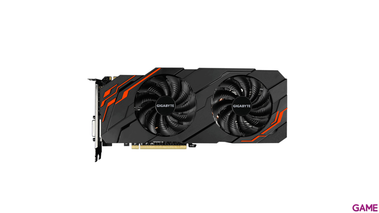 Gigabyte GeForce GTX 1070 Ti Windforce 8GB GDDR5