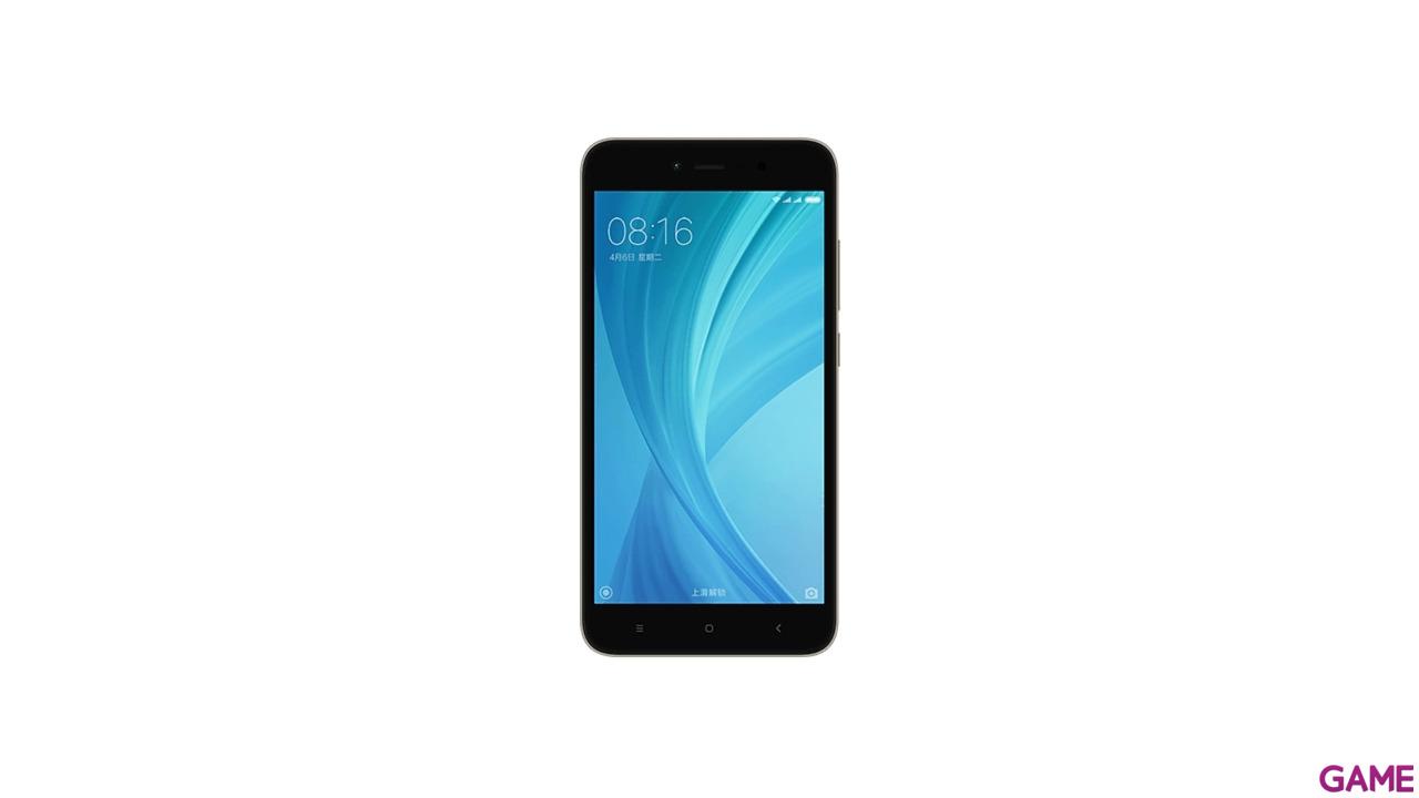 """Xiaomi Redmi Note 5A Prime 5,5"""" 3GB+32GB Gris"""