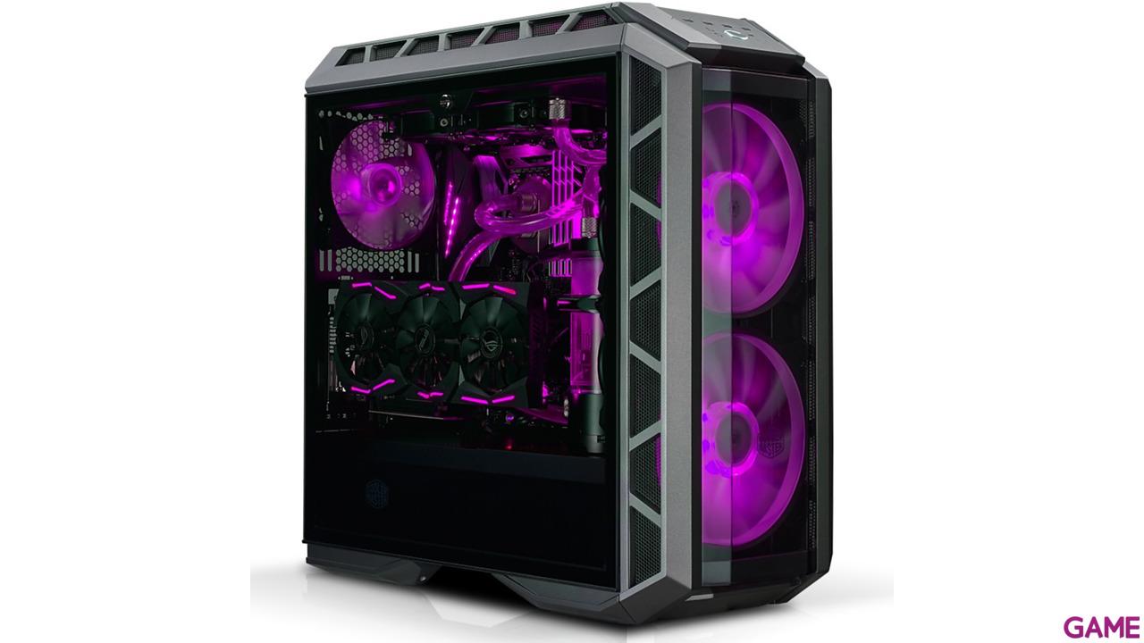 Cooler Master H500P Negra