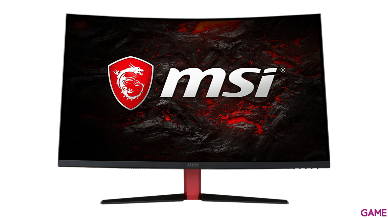 "MSI Optix AG32C 32"" Curvo 165Hz"
