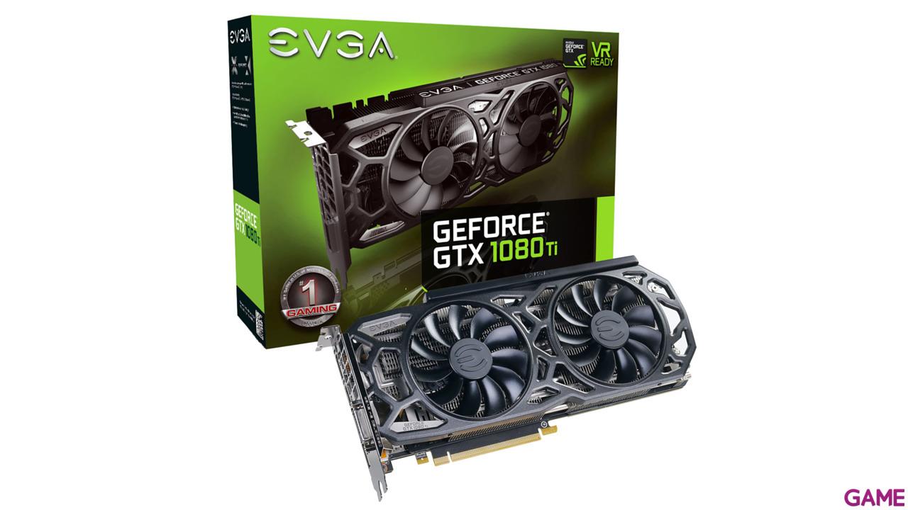 EVGA GeForce GTX 1080 Ti 11GB GDDR5X