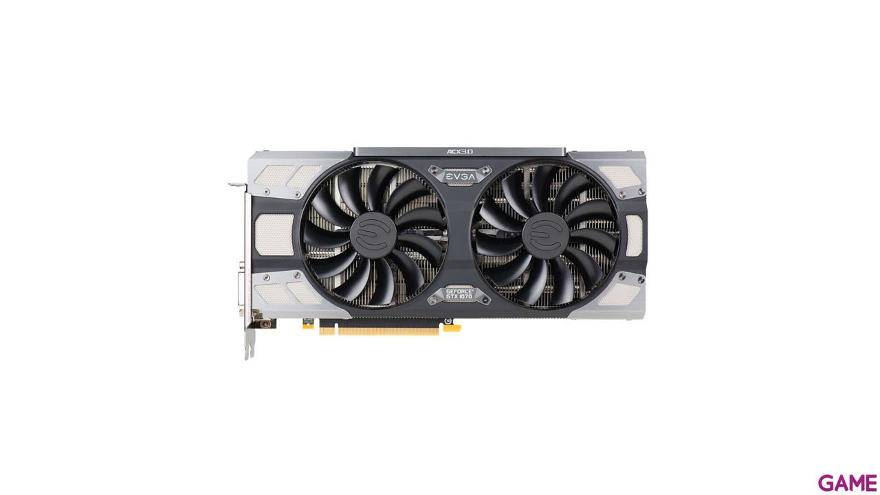 EVGA GeForce GTX 1070 FTW GAMING
