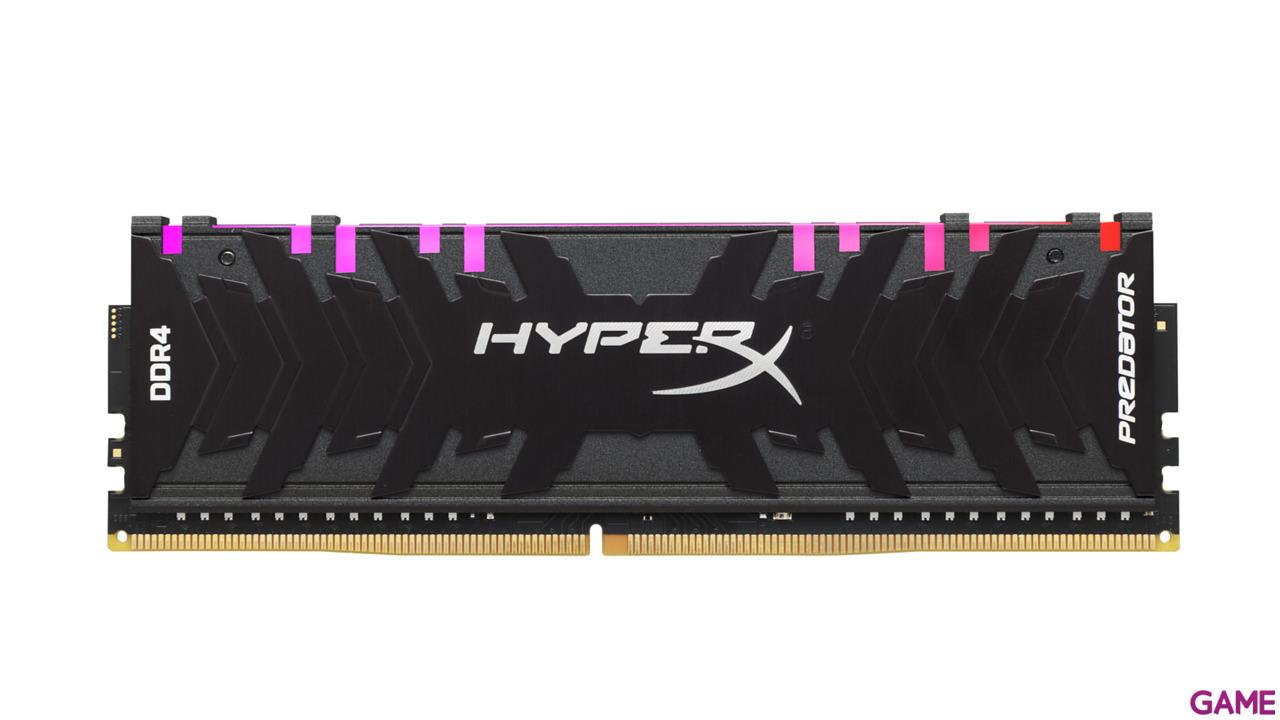 Kingston HyperX Predator RGB DDR4 8GB 2933Mhz CL15