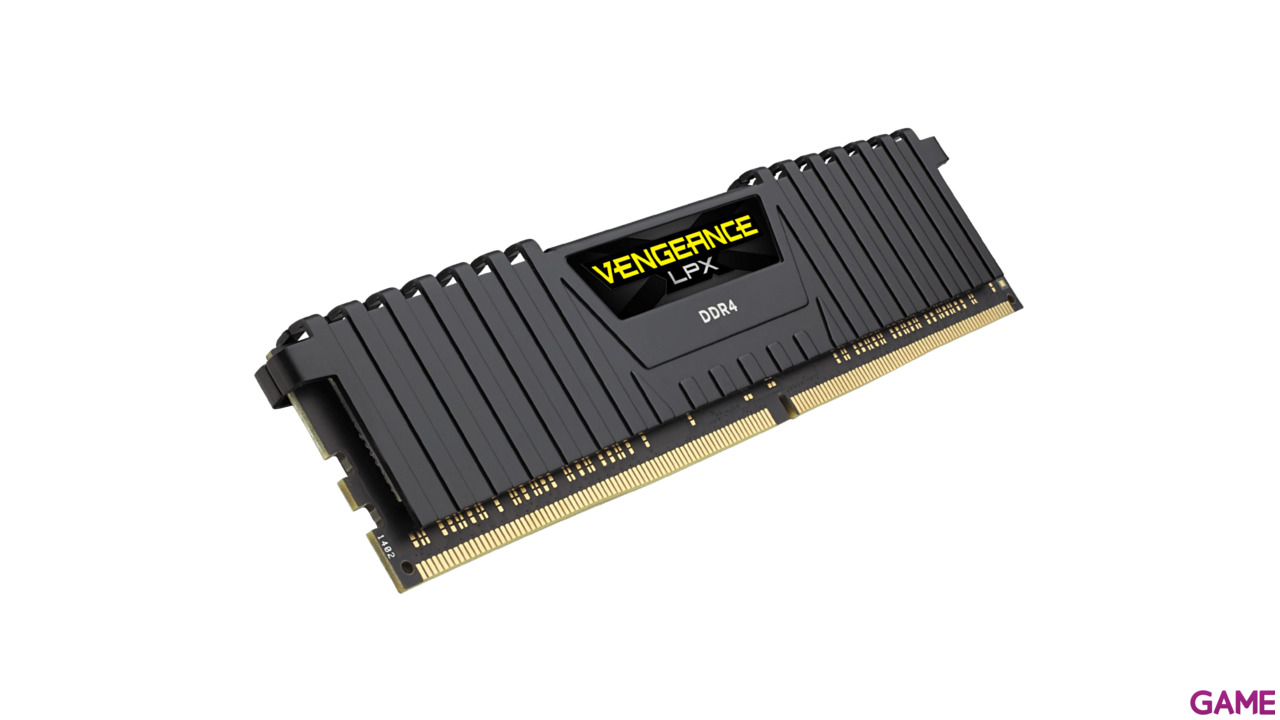 Corsair Vengeance LPX DDR4 Negro 8GB 3000Mhz CL16