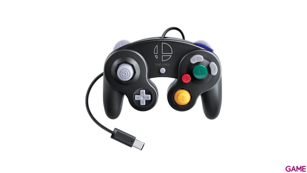 Controller Gamecube - Logo Smash Bros