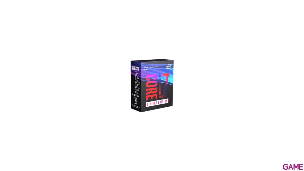 Intel i7 8086K 40th Aniversario