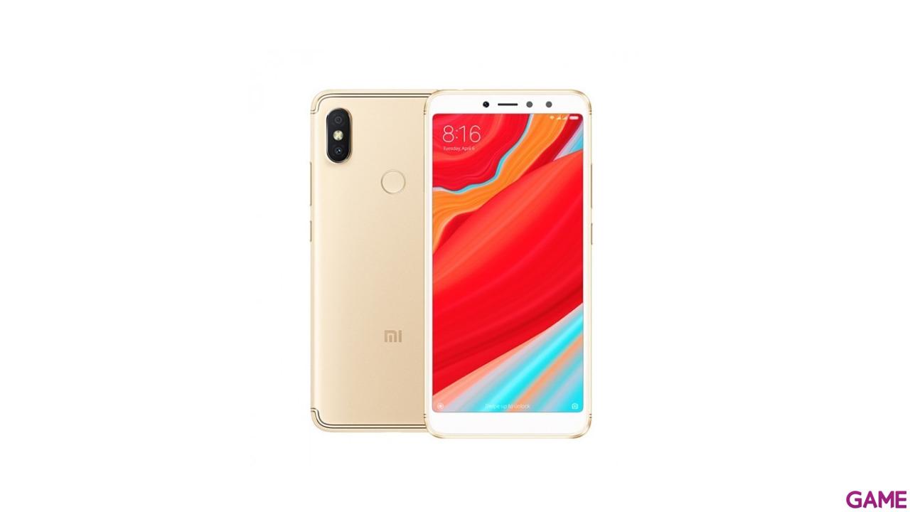 """Xiaomi Redmi S2 5,99"""" 3GB+32GB 12+5Mpx Dorado"""