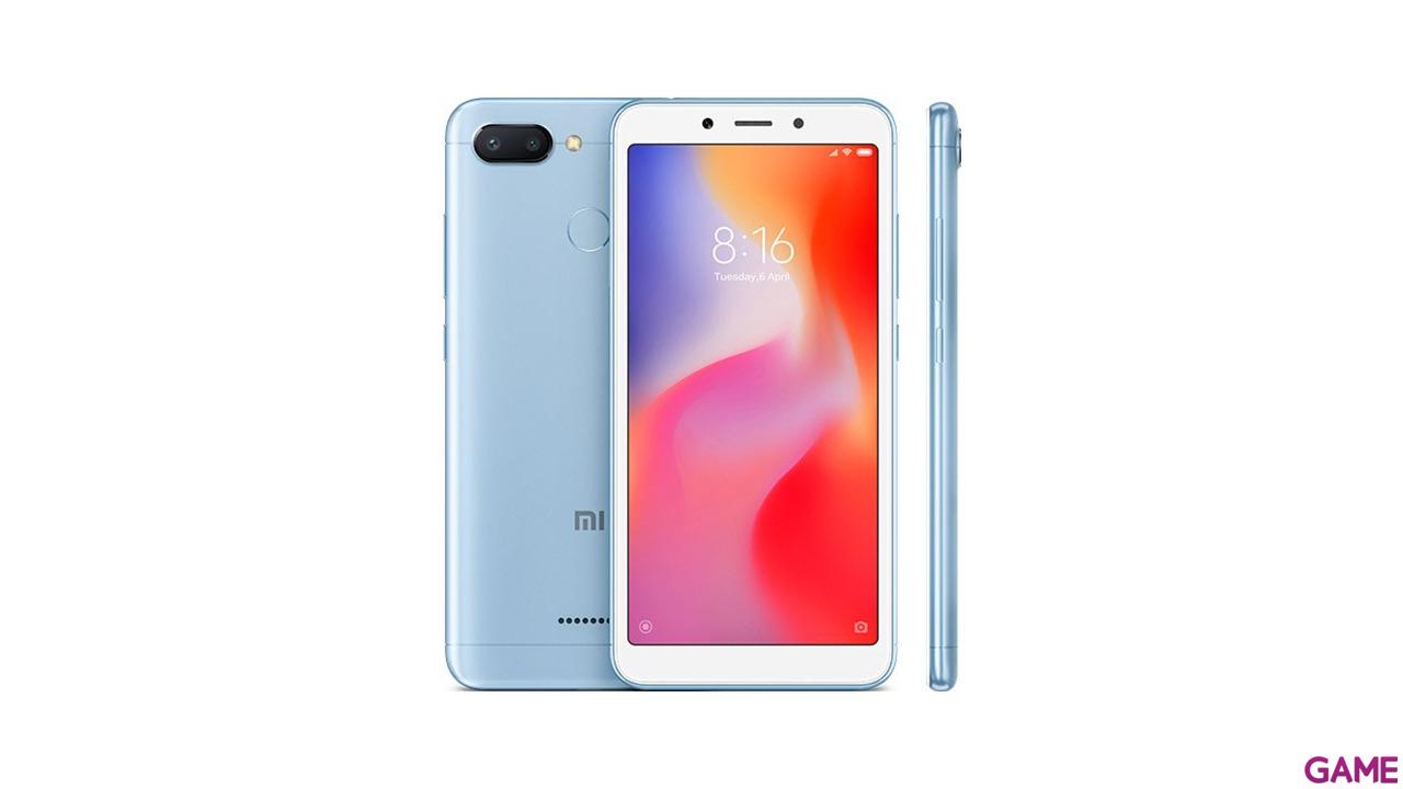 Xiaomi Redmi 6 5,45