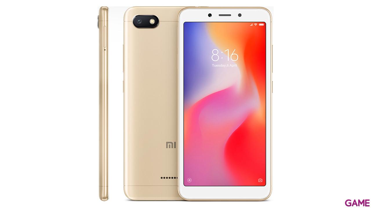 Xiaomi Redmi 6A 5,45