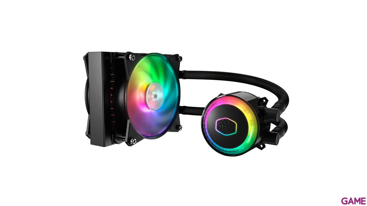 Cooler Master Masterliquid ML120R RGB - Refrigeración Líquida RL120mm