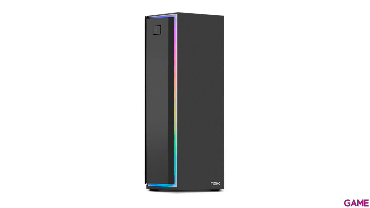 Nox Infinity Neon - Caja de Ordenador