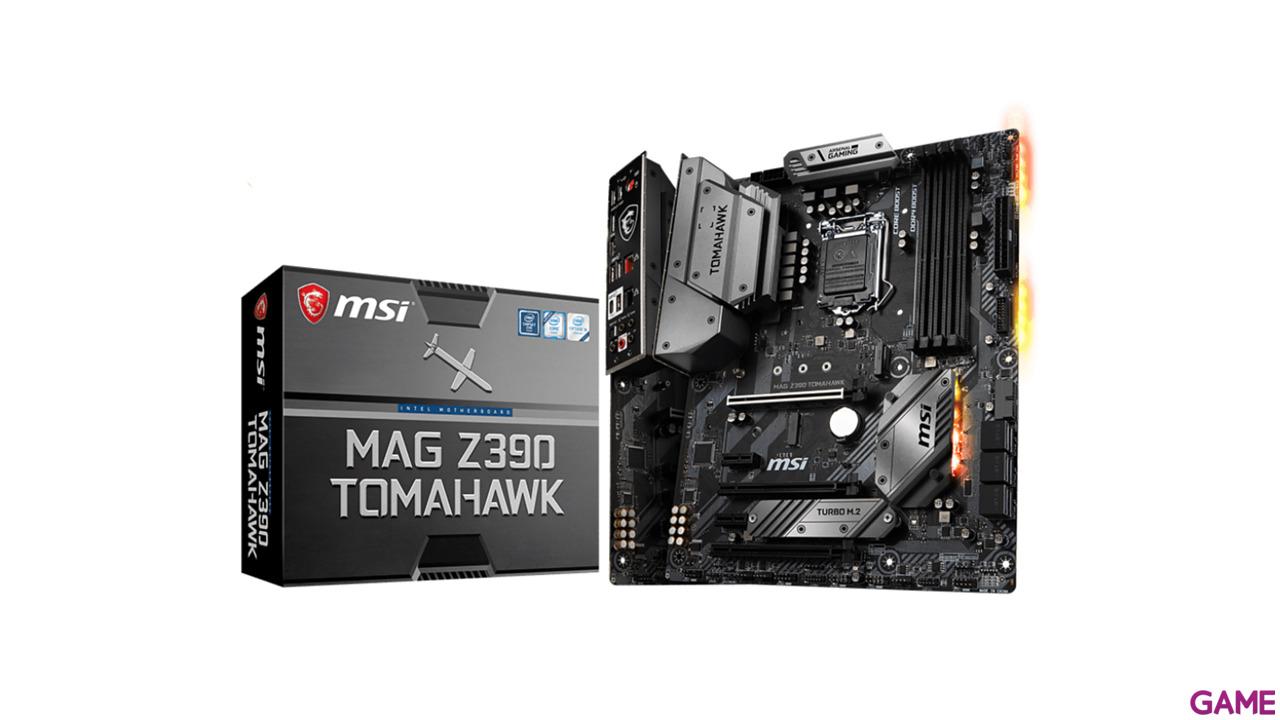 MSI MAG Z390 Tomahawk LGA1151 ATX