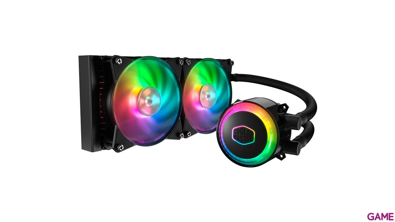 Cooler Master MasterLiquid ML240R RGB - Refrigeración Líquida RL240mm