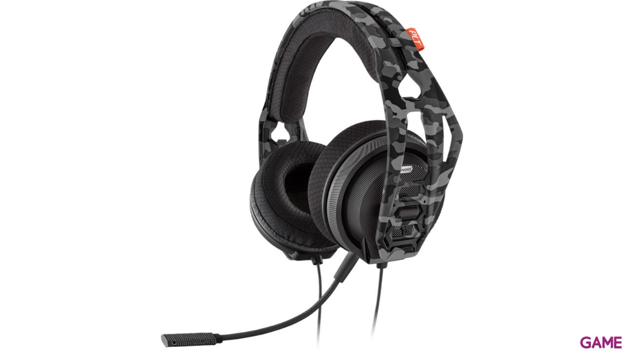 Auriculares Plantronics Rig 400HX Dolby Atmos -Licencia oficial- - Auriculares Gaming