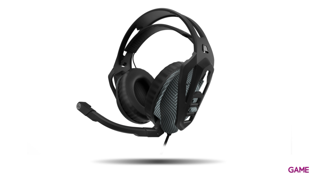 OZONE Nuke Pro 7.1 PC-PS4-XONE-SWITCH-MOVIL - Auriculares Gaming