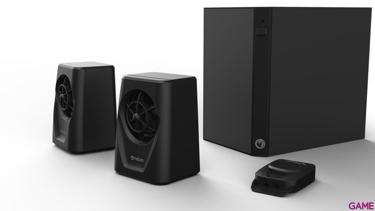 Nacon Sistema de sonido   2.1 - Altavoces