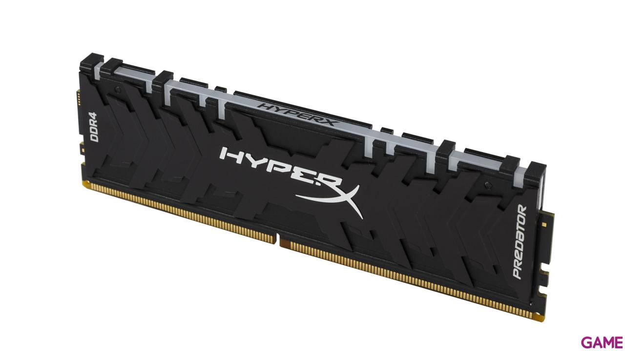 HyperX Predator RGB 8GB DDR4 3200 MHz CL16