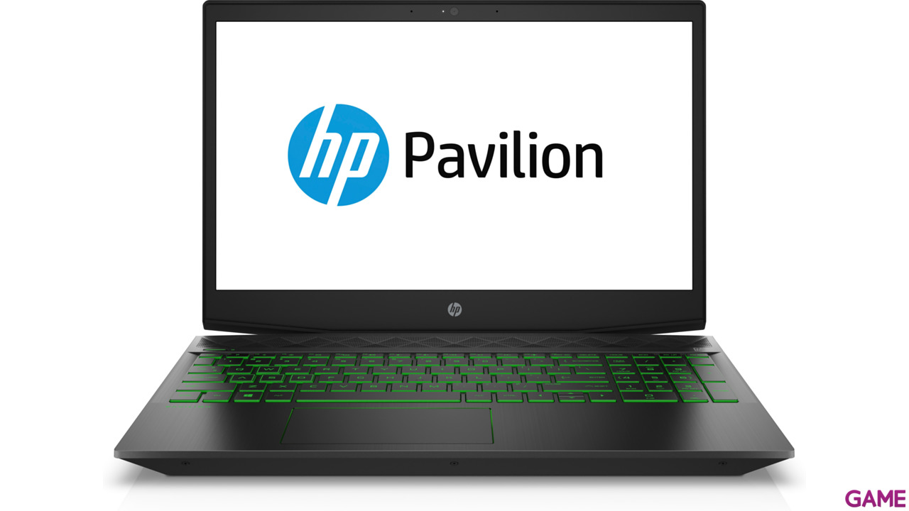 HP Pavilion Gaming 15-cx0014ns - i7-8750H - GTX 1050 4GB - 8GB - 1TB HDD + 128GB SSD - 15,6