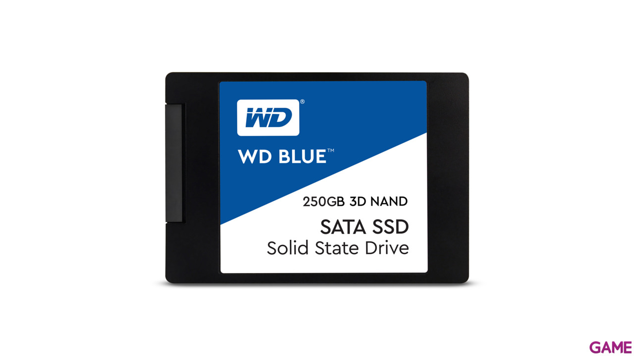 WD Blue 3D NAND 250GB 2,5