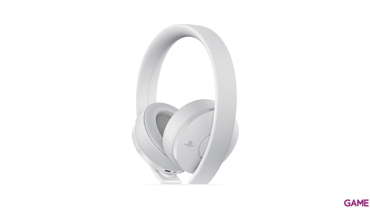 Headset Wireless Gold/White Sony