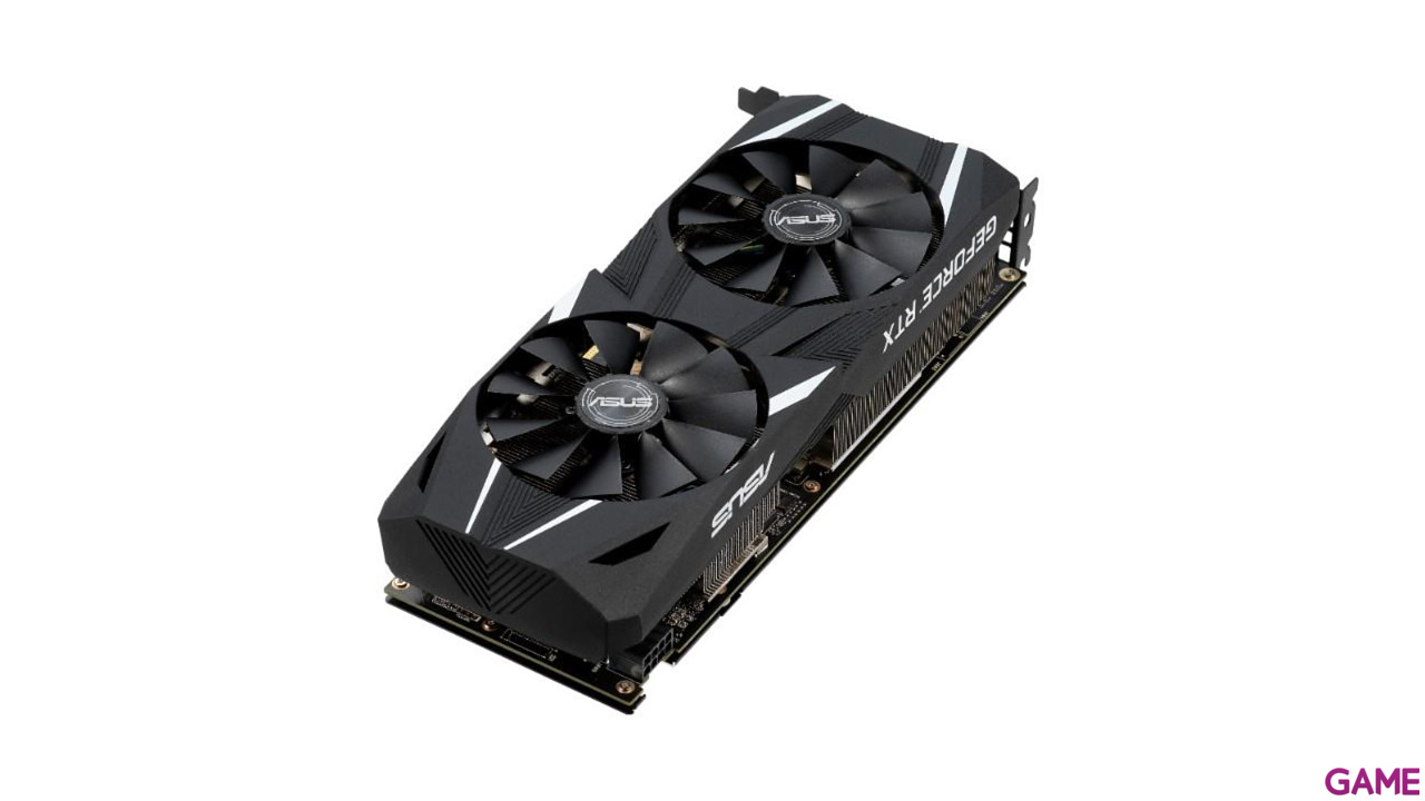 ASUS Dual GeForce RTX 2060 Advanced edition 6GB GDDR6 - Tarjeta Gráfica Gaming