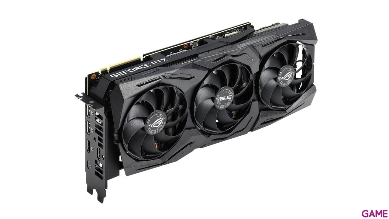 ASUS ROG Strix GeForce RTX 2080 8GB GDDR6 - Tarjeta Gráfica Gaming