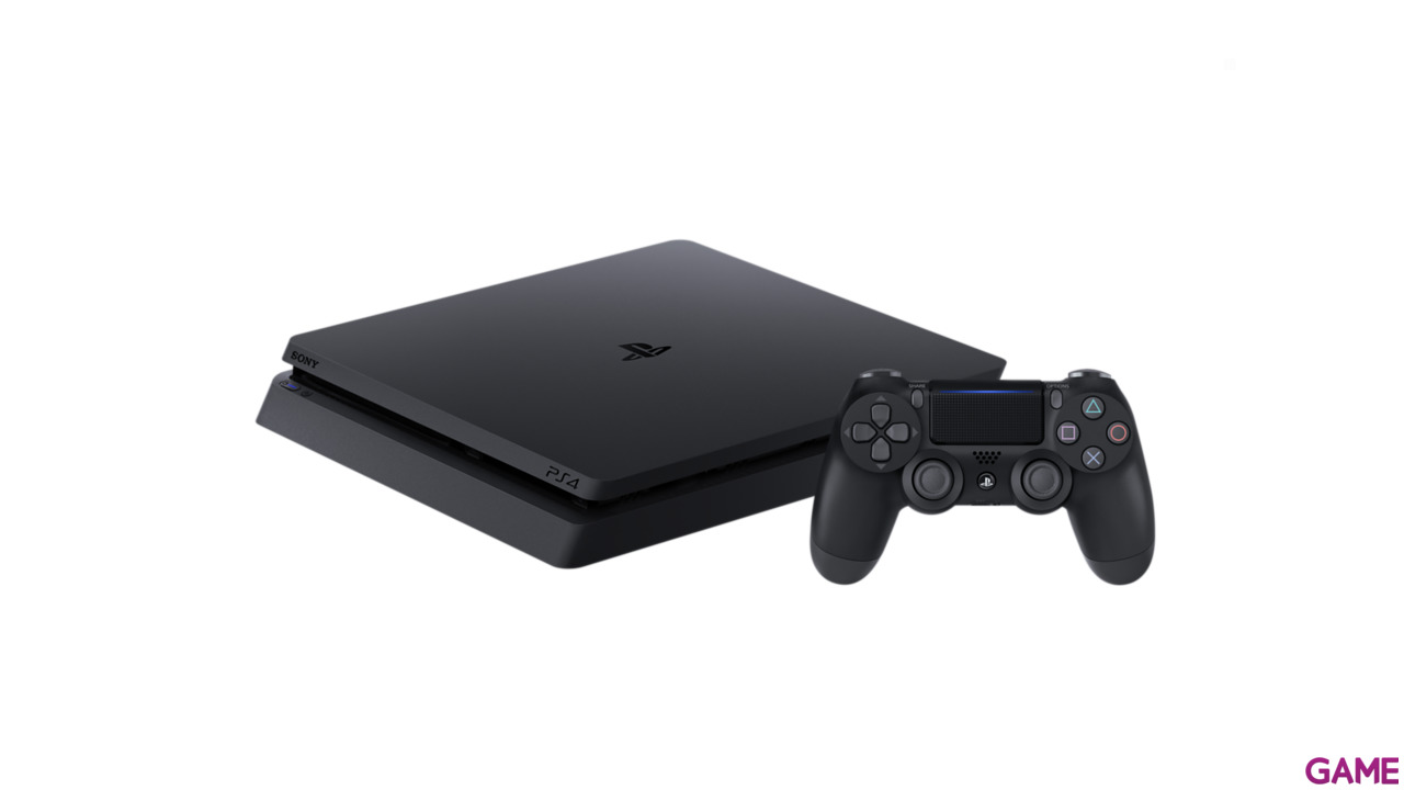 Playstation 4 Slim 1Tb + 2º DualShock 4