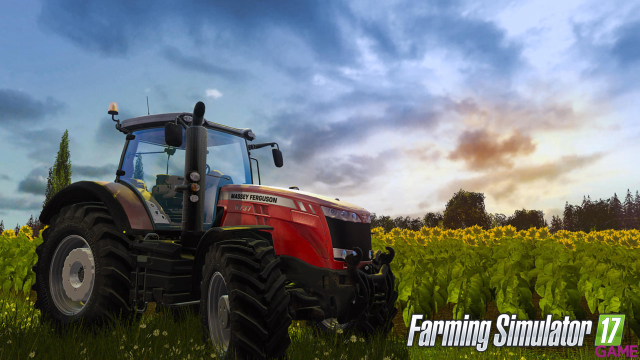 Farming Simulator 17 Nintendo Switch Edition