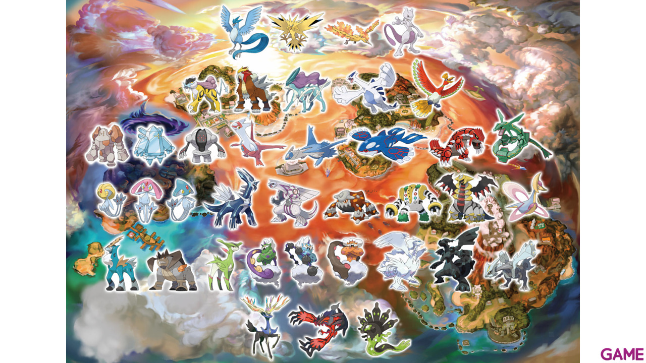 Pokemon Ultrasol y Ultraluna Edición Ultra Dual