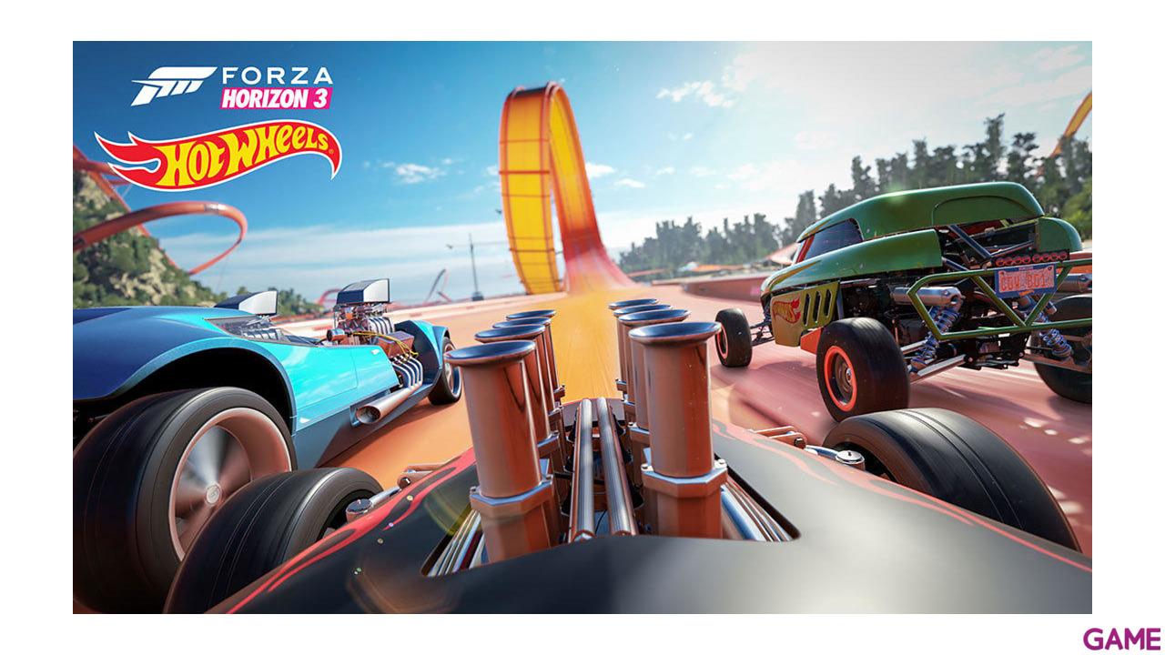 Xbox One S 500 Gb Forza Horizon 3 +  Hot Wheels
