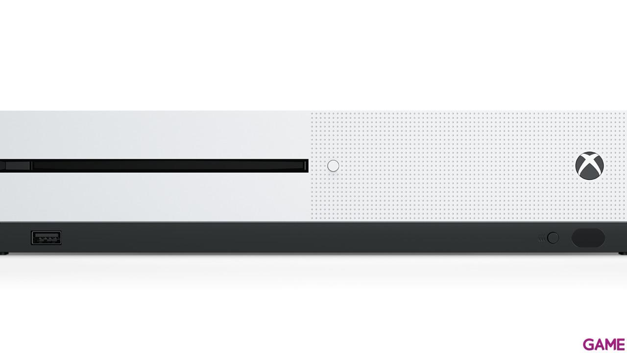 Xbox One S 500GB + Sombras de Guerra