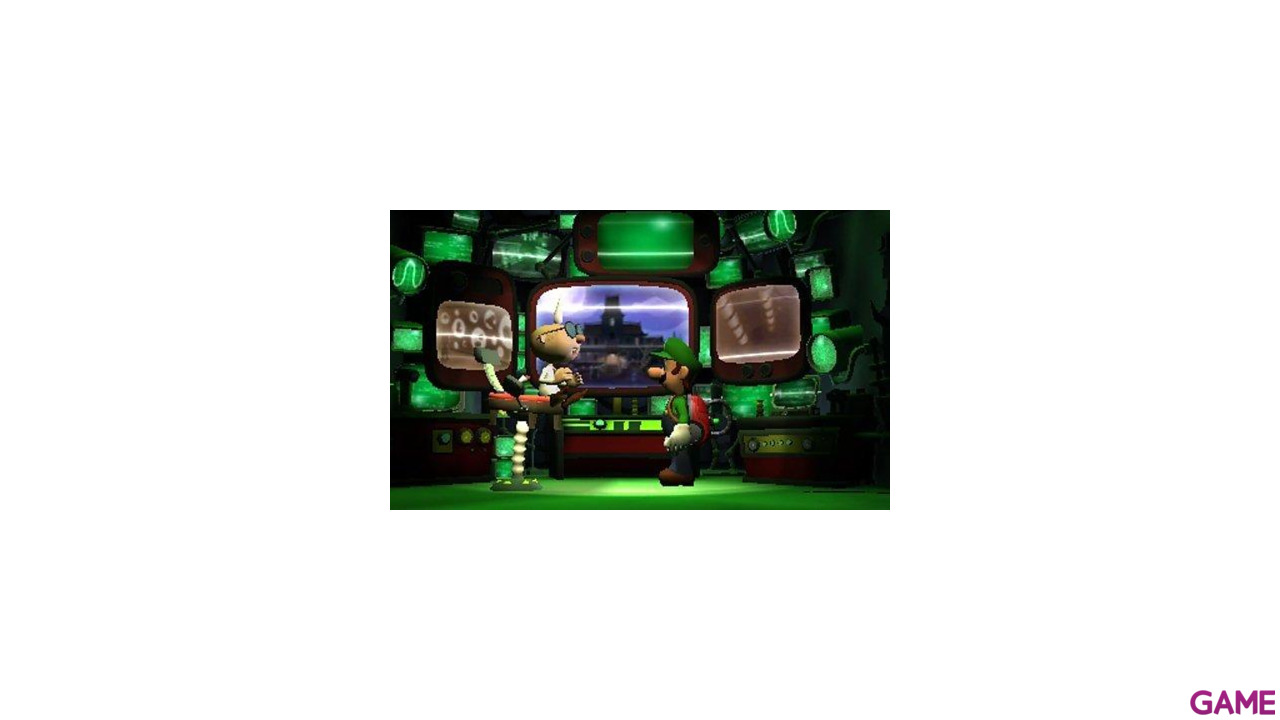 Luigi's Mansion 2 Nintendo Selects