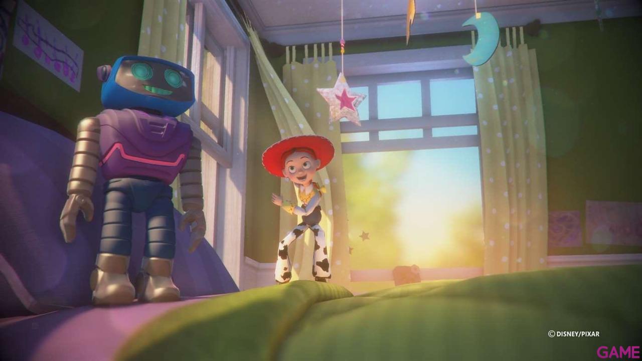 Rush Pixar & Disney