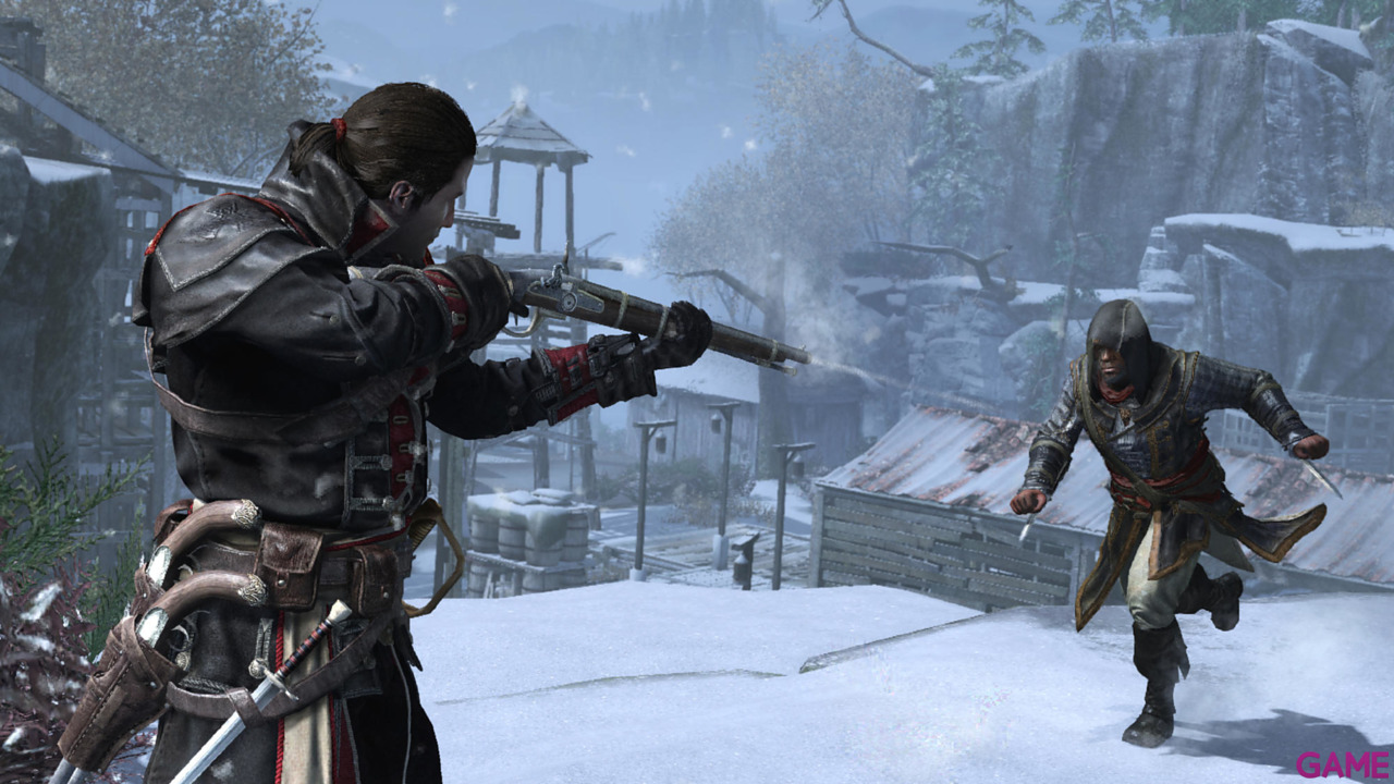 Assassin´s Creed Rogue Remastered