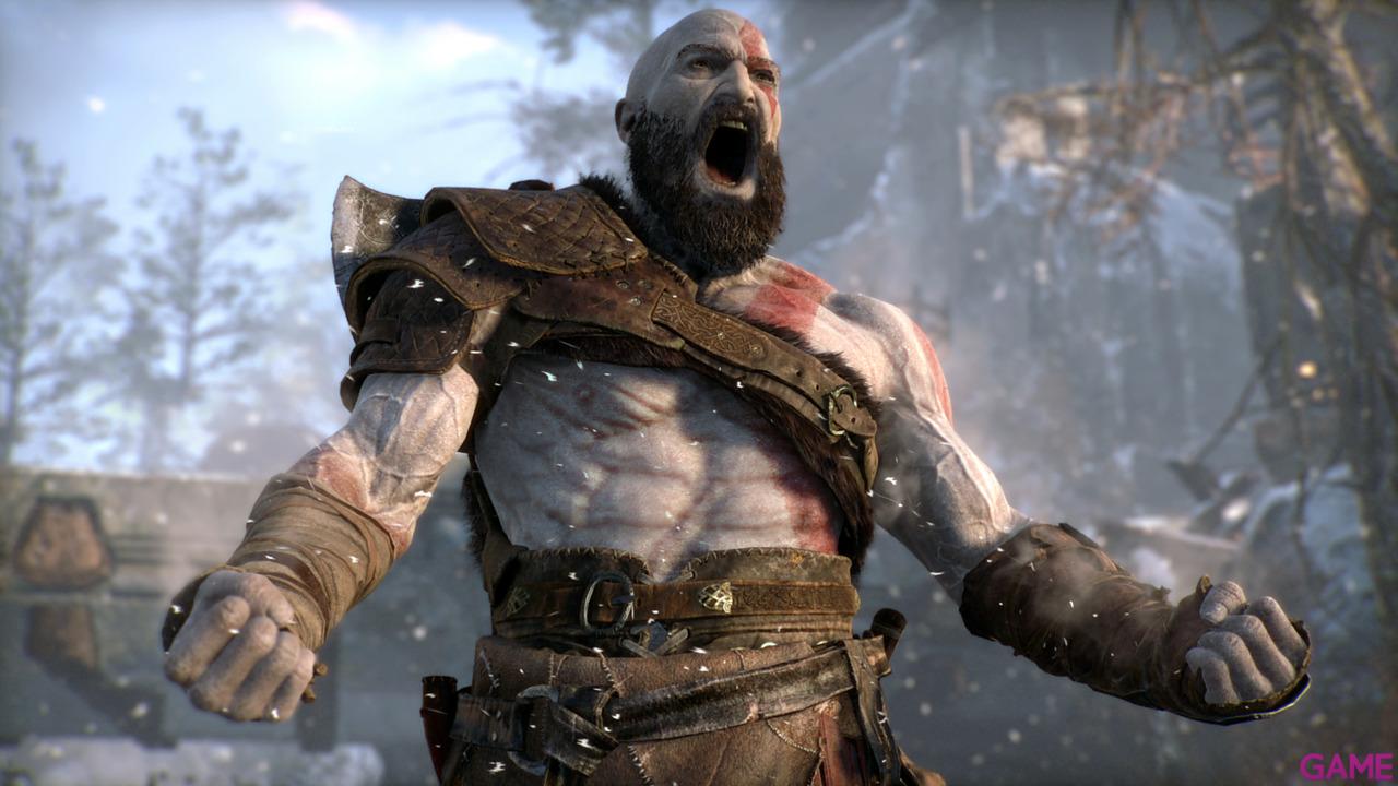 Playstation 4 Pro 1Tb Edición Limitada + God of War