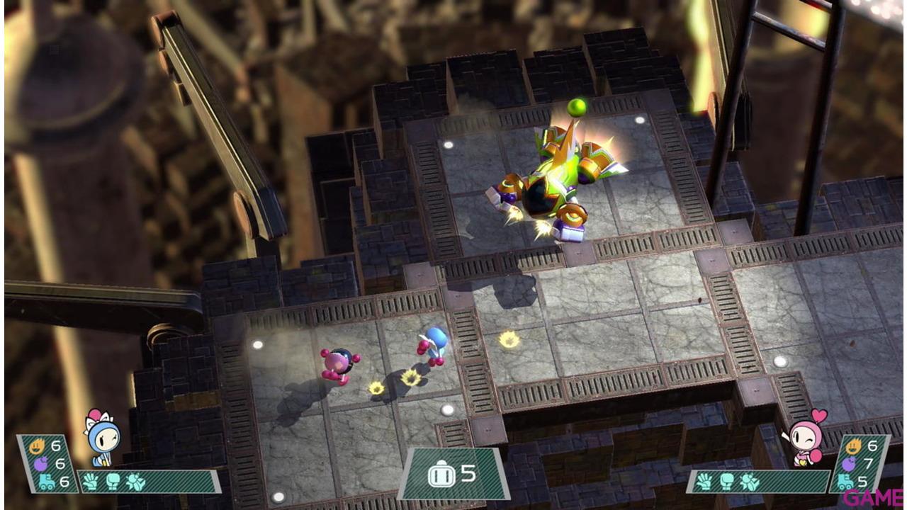 Super Bomberman R Edición Shiny