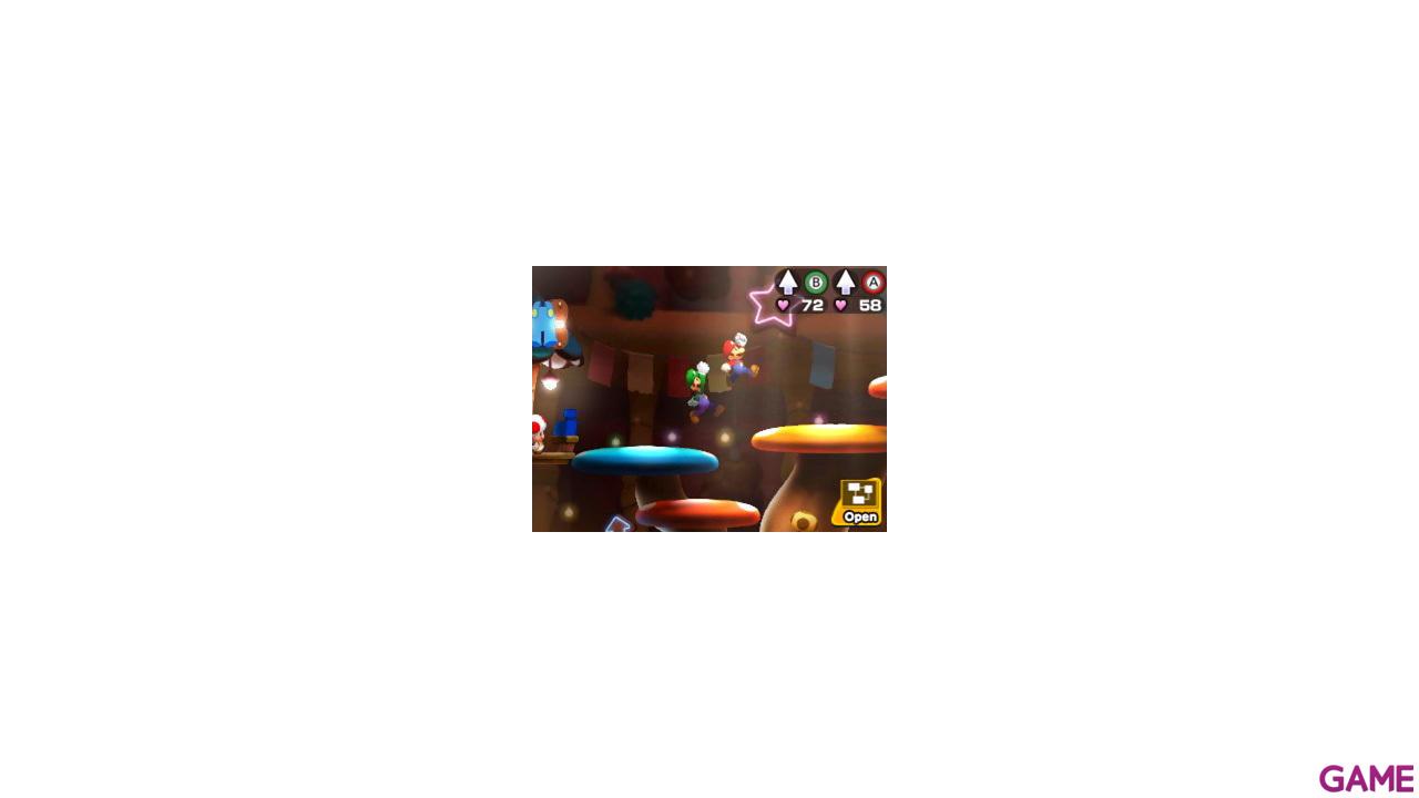Mario & Luigi - Viaje al centro de Bowser + Las peripecias de Bowsy