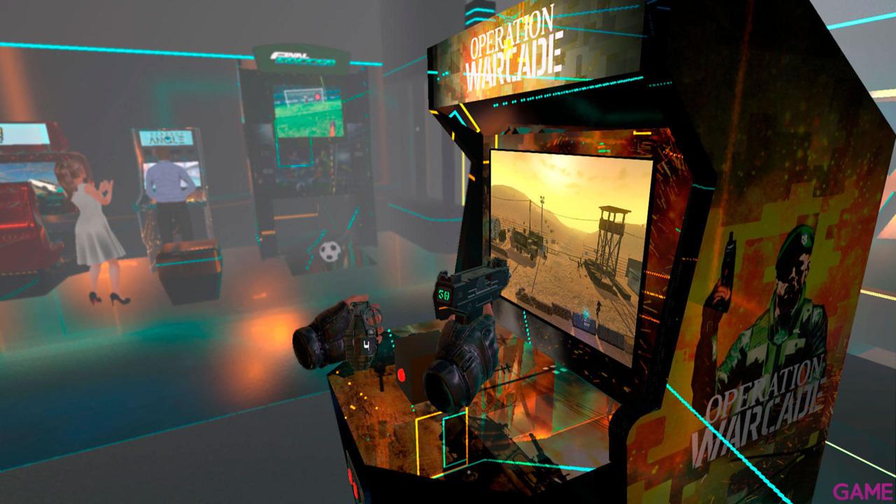 Operation Warcade - VR